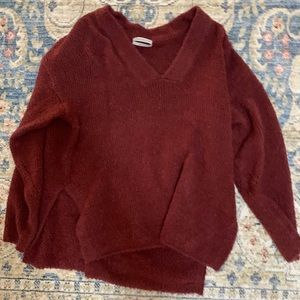 Urban Outfitters Red Sweater